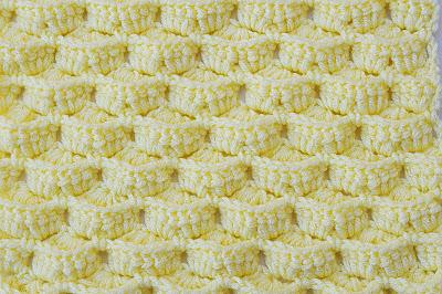 2 - Crochet- IMAGEN Puntada a crochet para mantas y cobijas-Majovel Crochet