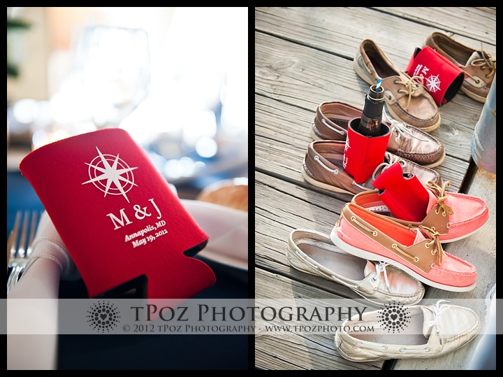 Boat Shoes & Koozies