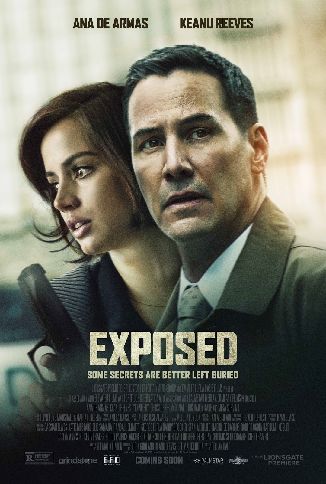Download Free Movies Exposed (2016) WEB-DL