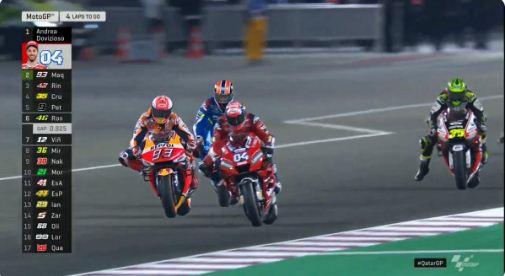 Hasil MotoGP Qatar 2019