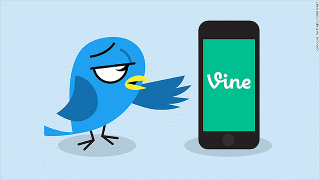 """Vine Bakal """"Dibunuh"""" Twitter"""