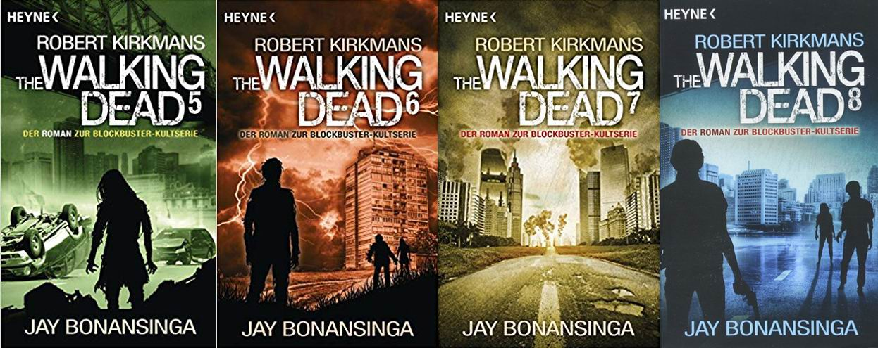 the walking dead softcover 9 im finsteren tal