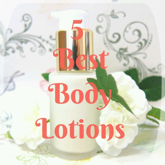 5 Best Body Lotions