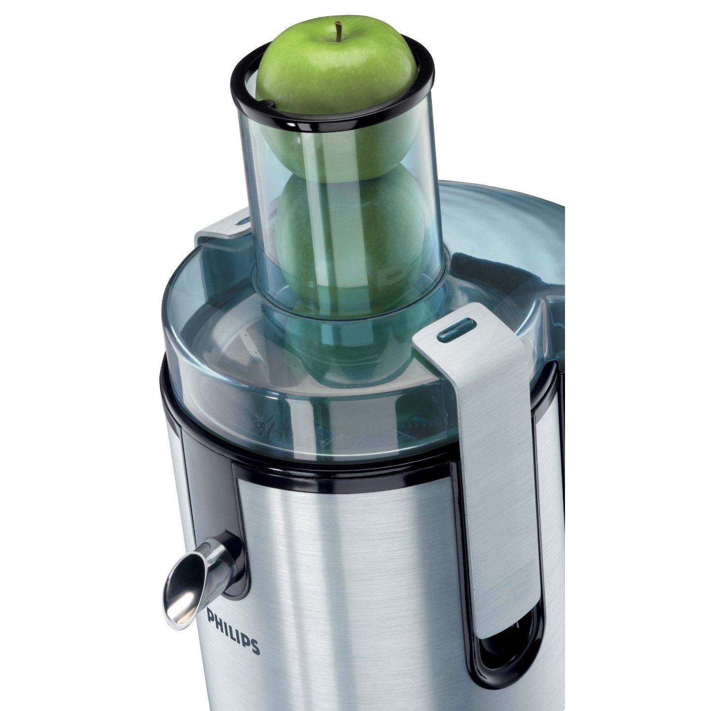Philips HR1861 Aluminium Whole Fruit Juicer