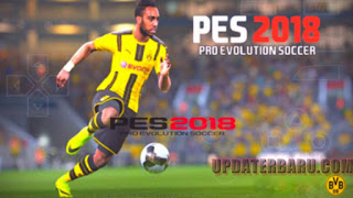 PES 2018 Jogress ISO HighCompress Update Texture SaveData Terbaru For PPSSPP Android