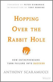 Hopping Over The Rabbit Hole: How Entrepreneurs Turn Failure Into Success PDF