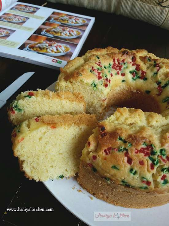 resep brudel cake khas manado