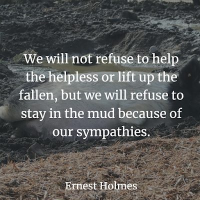 Ernest Holmes Inspirational Quotes