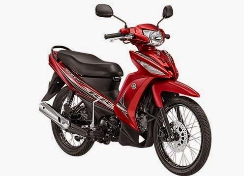New Yamaha Vega RR