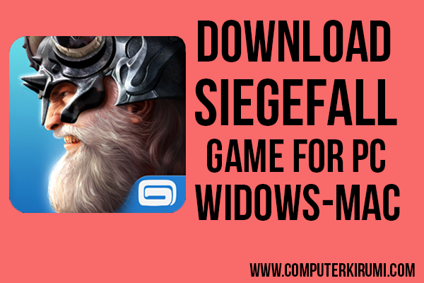 Download-Install Siegefall Android Game for PC-windows 7,8,