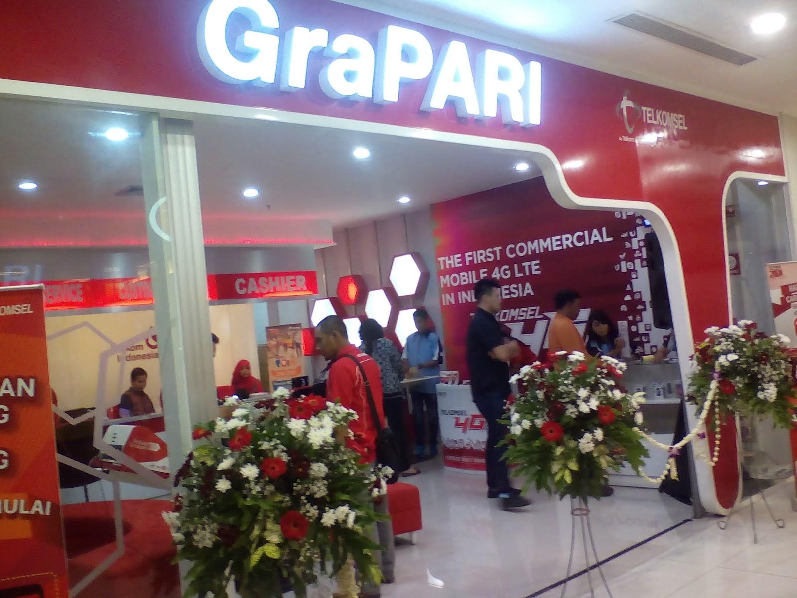 Lowongan Kerja Grapari Telkomsel Mall Ska