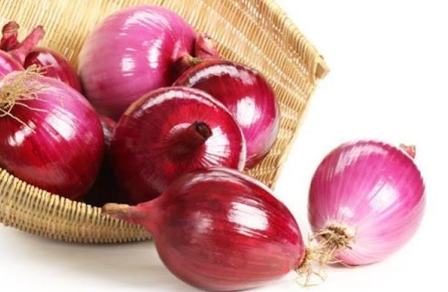 anti aging alami, Manfaat bawang merah untuk anti aging alami