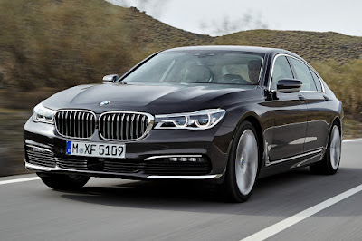 Kereta BMW 7Series 2016