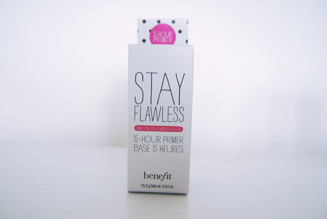 Benefit Stay Flawless Primer packaging