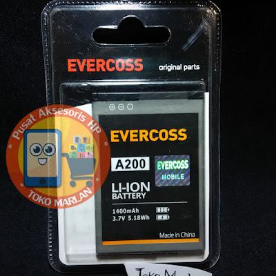 Baterai A200 Evercoss Orisinal 2016
