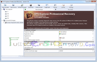 UFS Explorer Professional Recovery 5 Full Version