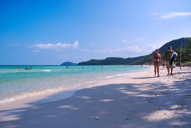 Sao Beach, Phu Quoc Island