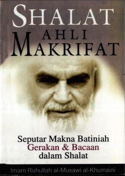 Shalat Ahli Makrifat oleh Imam Khomeini PDF