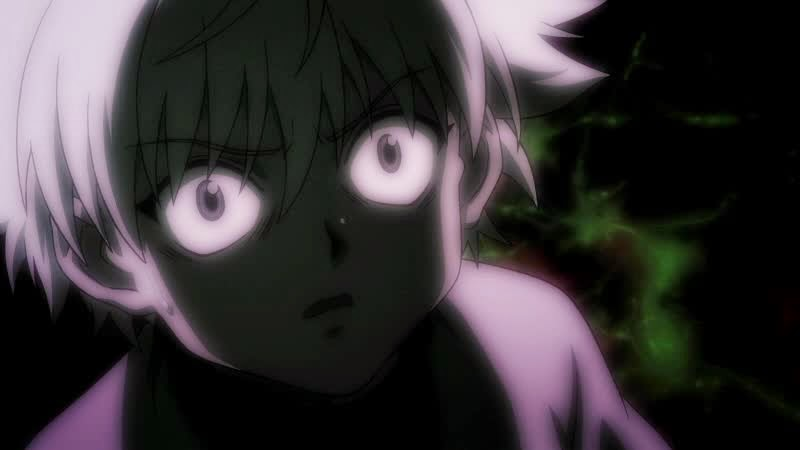 Killua, Hunter x Hunter