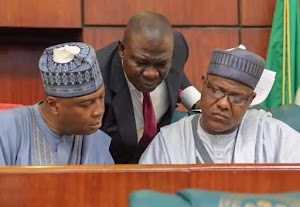 Saraki, Dogara Calls Out By APC Members , Disagrees On The Possibility Of Removal