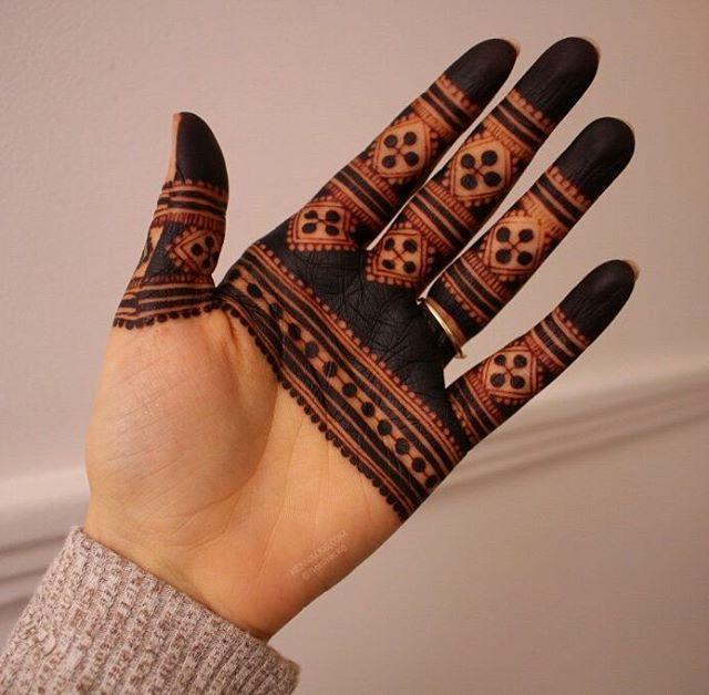 Easy Henna Designs For Beginners: 20 Simple Mehndi Designs For Beginners
