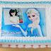 Bánh sinh nhật | Bánh in hình công chúa Elsa