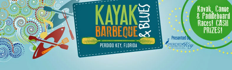 Kayak, BBQ & Blues Festival, Perdido Key FL