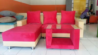 Langkah pemilihan sofa ukuran minimalis