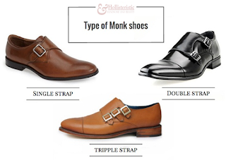 Type of Monk shoes