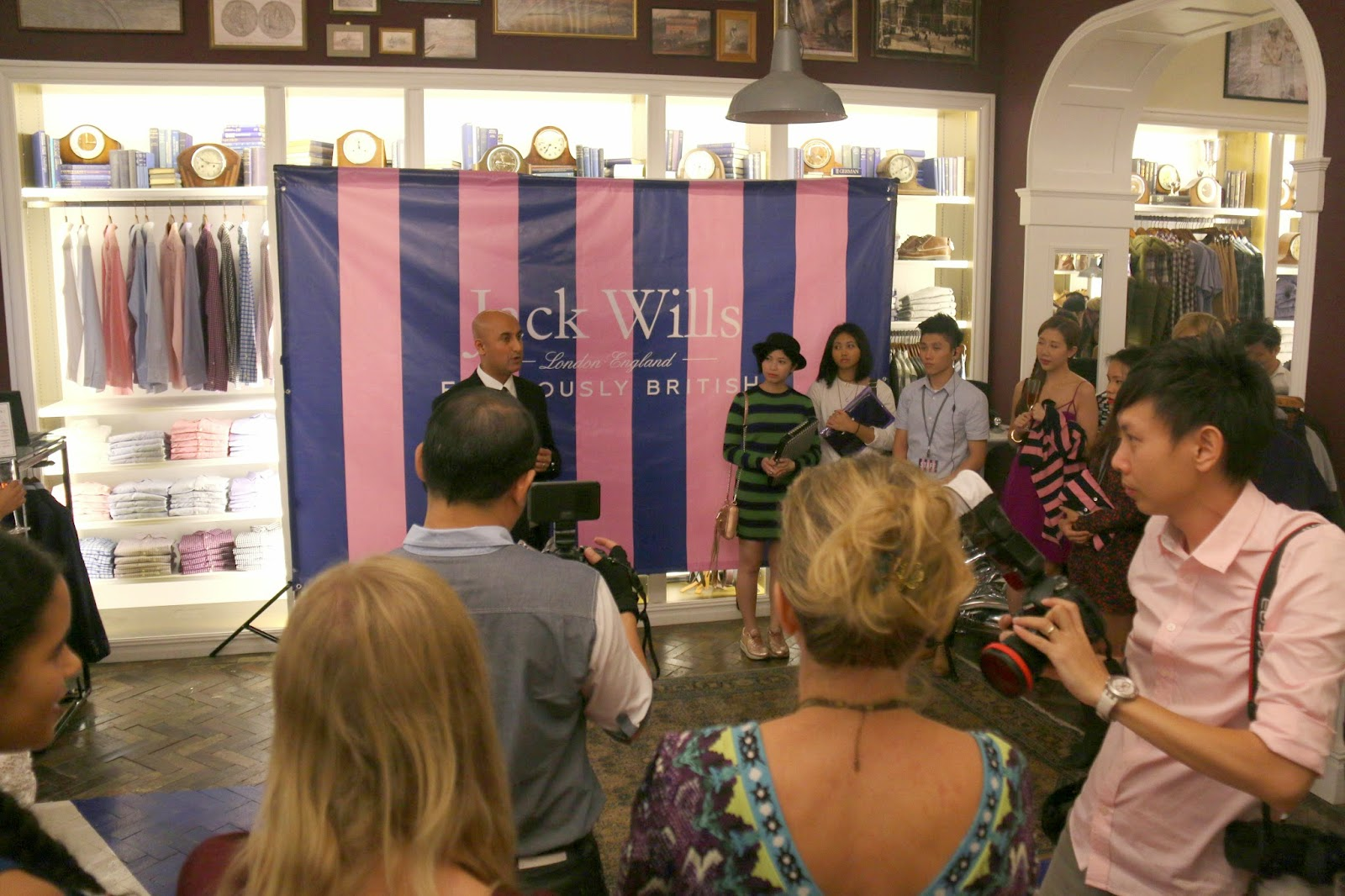 fdf7158377a FABULOUSLY BRITISH: JACK WILLS DEBUTS IN SINGAPORE | OnlyWilliam