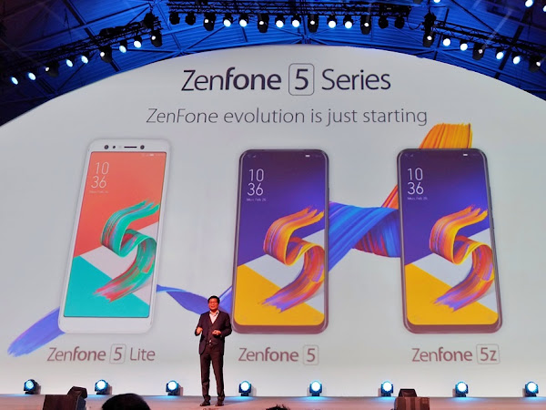 Perkenalan Asus ZenFone 5 Series