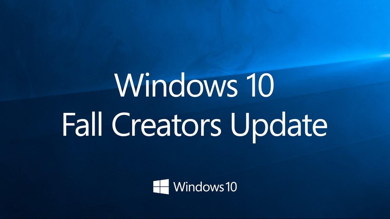 Windows customs windows 10 fall creators update build 16193 for Bureau 3d windows 10
