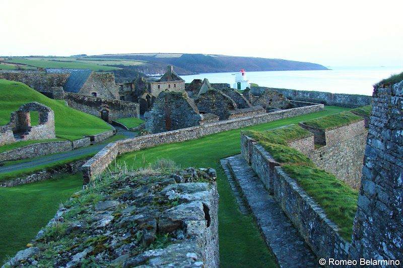 Charles Fort Things to See in Ireland Road Trip Itinerary