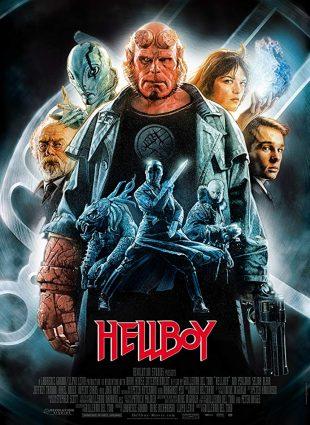 Hellboy 2004 BRRip 720p Dual Audio in Hindi English ESub