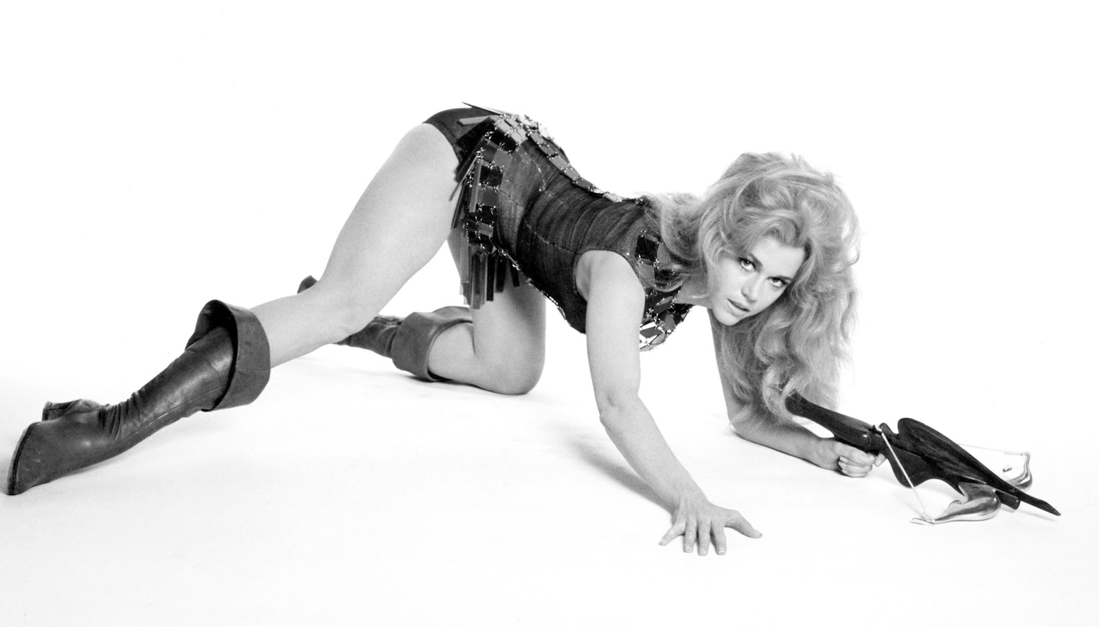 Dynamite Entertainment Developing A New Barbarella Comic Book Series