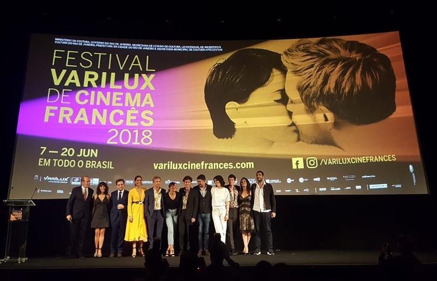 Festival Varilux de Cinema Francês 2018 | Première do evento no Rio de Janeiro