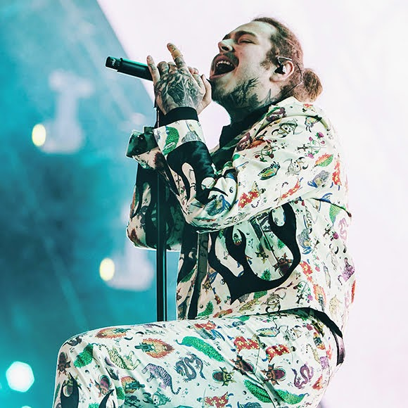 Post Malone bat un record des Beatles au Billboard Hot 100