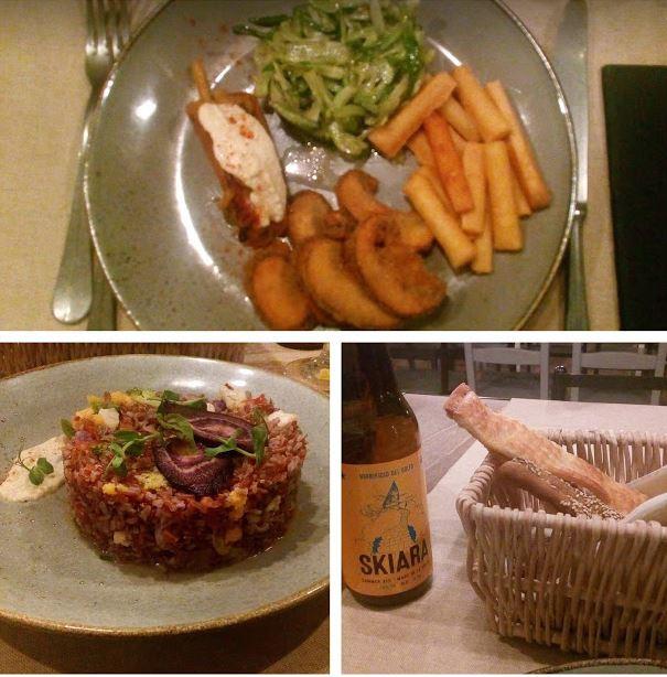 ristorante Il Papeoto alla Spezia