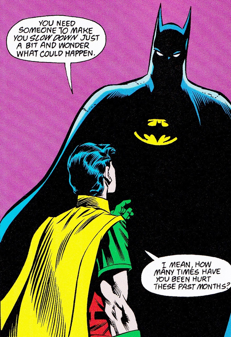 EP 219 Batman A Lonely Place Of Dying