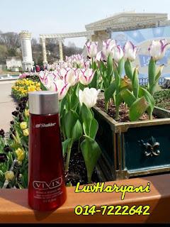 Vivix Produk Pertama Shaklee Yang Saya Jatuh Hati