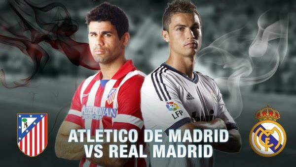 Real Madrid Vs Atletico Madrid Free Live Streaming