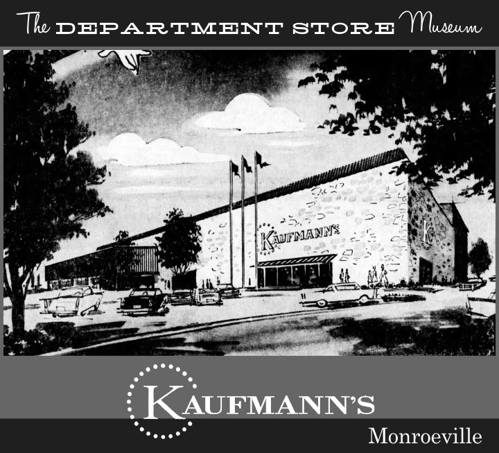 Christmas Tree Store Erie Pa: The Department Store Museum: Kaufmann's, Pittsburgh