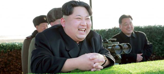 An ninh của Kim Jong-un chống ai?
