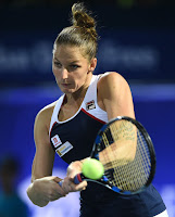 Pliskova lose opening matches in Dubai 2017
