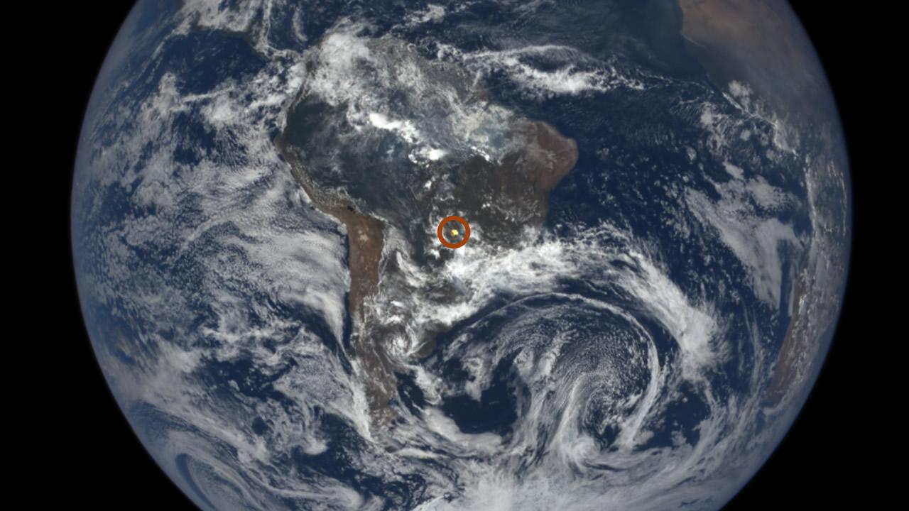 Satélite captura más de 800 destellos «inesperados» procedentes de la Tierra