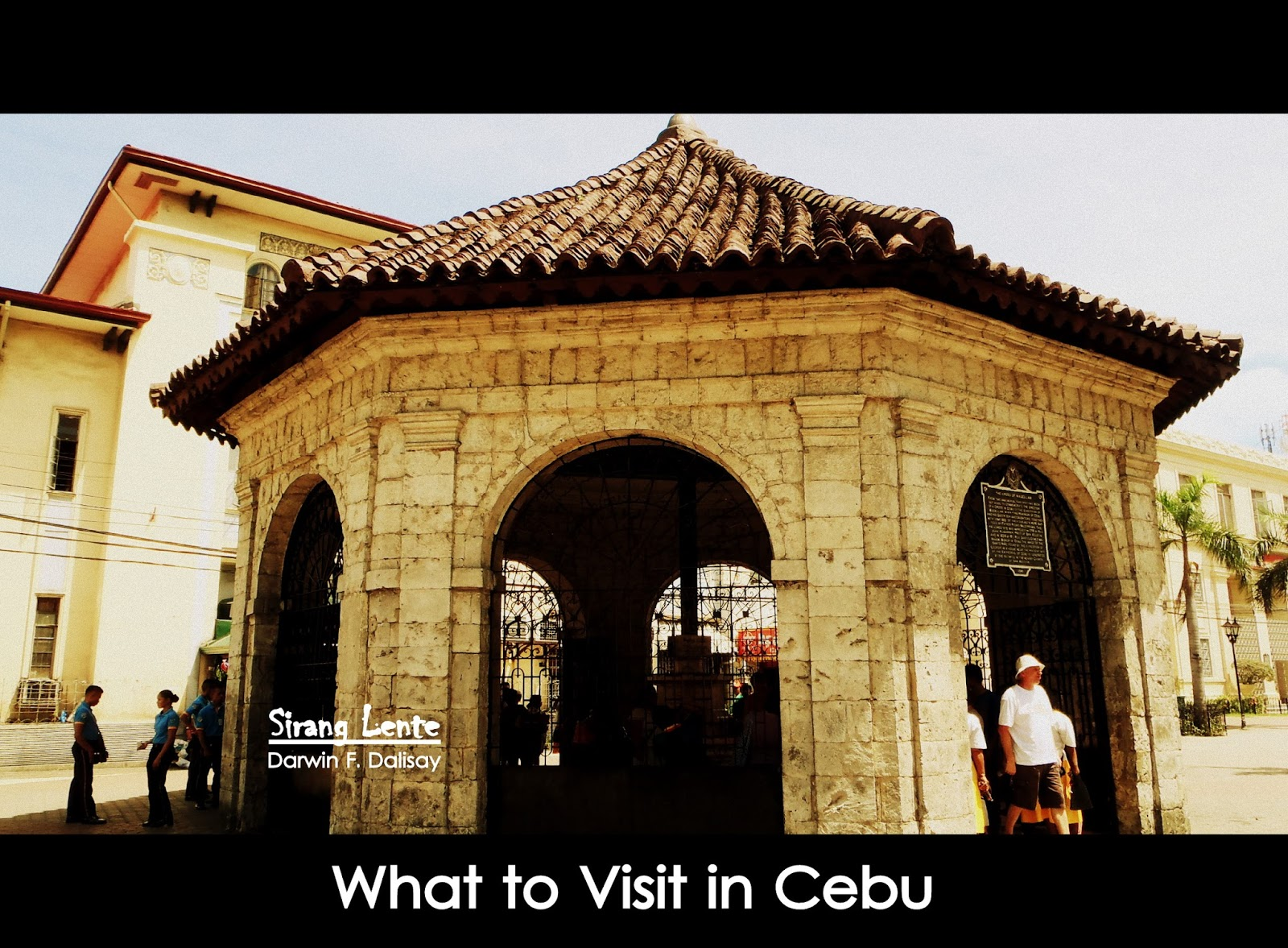 2019 Cebu travel guide and itinerary