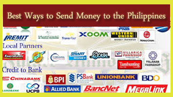 Best Ways To Send Money The Philippines 2017