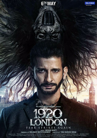 Poster of 1920 London Full Hindi Movie Download Hd