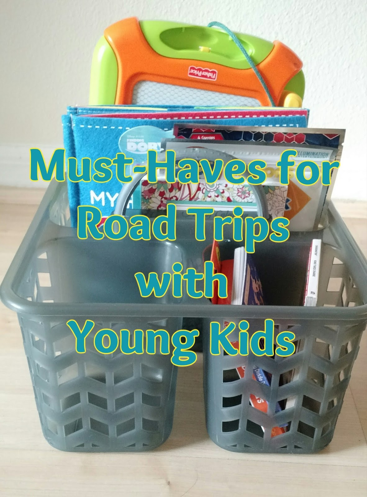 mommy diaries (of a florida mom): must-haves for road trips with