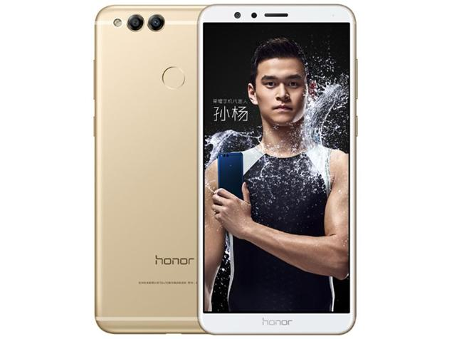 Honor 7X with dual cameras, 18:9 display to come to India on December 5 1